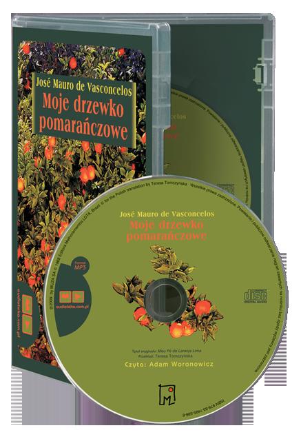 Vasconcelos Jose Mauro De - Moje drzewko pomara�czowe [audiobook PL]
