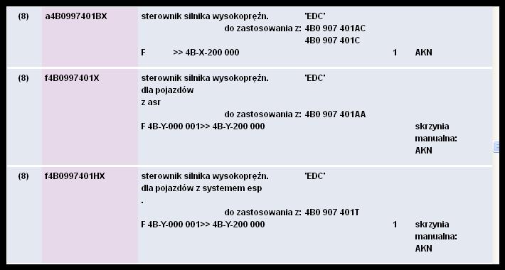 Zmiana Kodowania Sterownika Na Manual W A6 C5 25 Akn C5 1997 2004