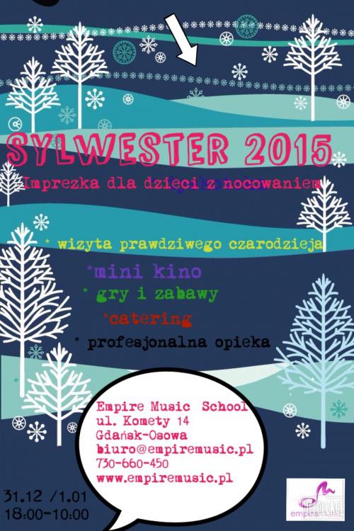 sylwester 2015 empire music