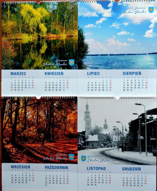 ,,a to część gminnego kalendarza z mymy fotkami.Bardzo się ciesze,że me prace ktoś zauważa.Pozdrowionka dla Wszystkich ;))