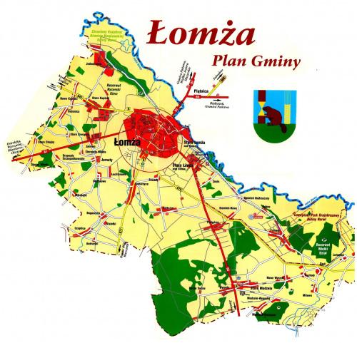 Gmina Lomza