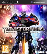 TRANSFORMERS Rise of the Dark Spark (2014) PS3 - P2P