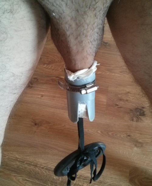 hanging weight Penis