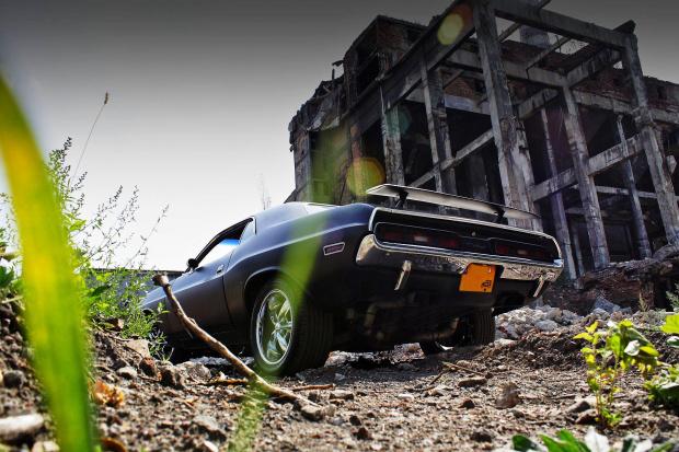 Dodge Challenger #dodge #challenger #musclecar #samochód