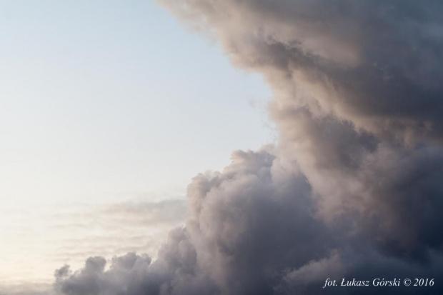 chmury deszczowe #chmury #deszcz #Chojnice