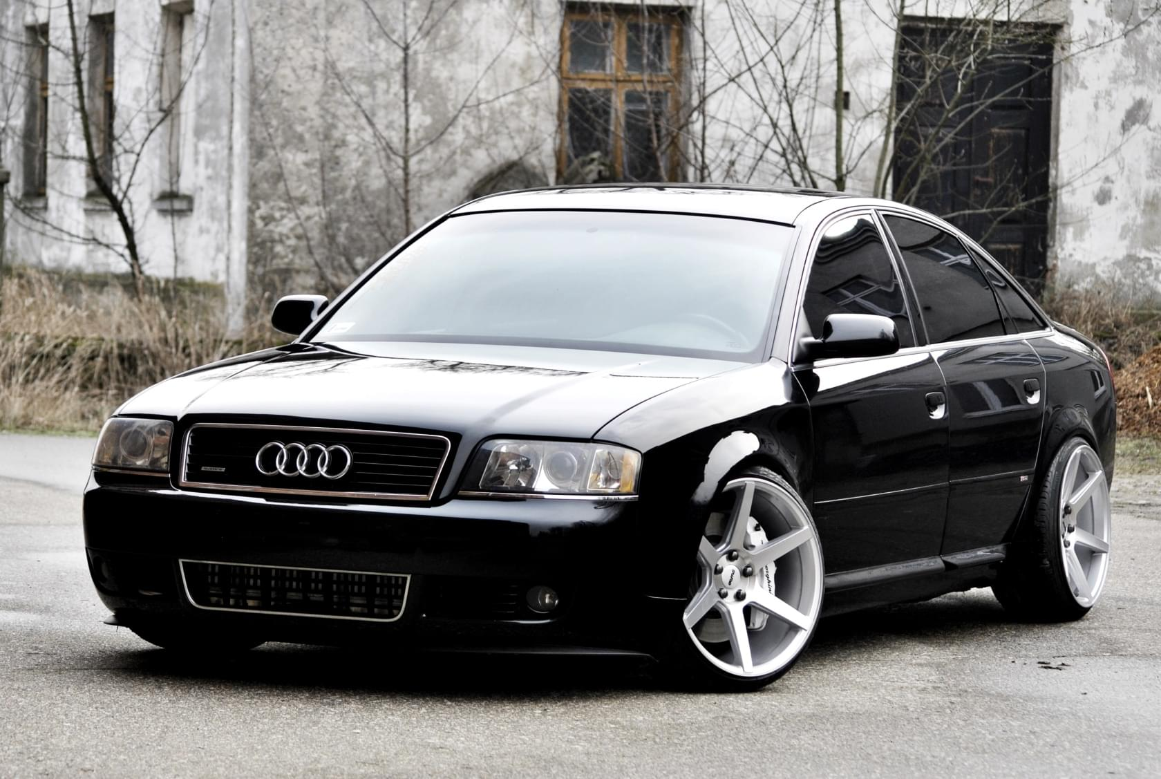 audi a6 c5 by worek garage customs. Black Bedroom Furniture Sets. Home Design Ideas