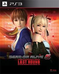 Dead or Alive 5 Last Round (2015) Ps3 - JRP