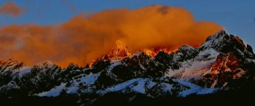 w górach > Alpy > Dolomity > Sorapiss