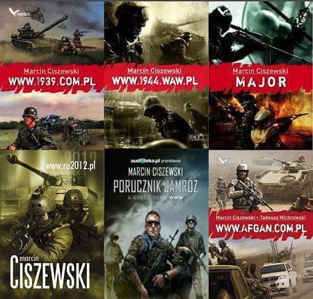 Ciszewski Marcin - WWW.CYKLWOJNA.PL [Audiobook PL]