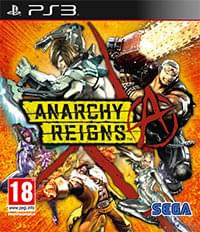 Anarchy Reigns (2013) PS3 - P2P