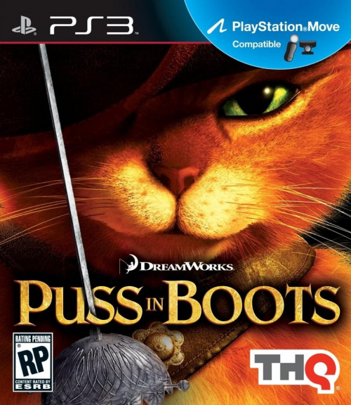 Puss in Boots (2011) PS3 - P2P