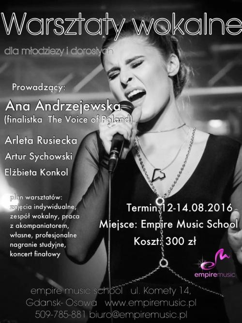 ana andrzejewska empire music