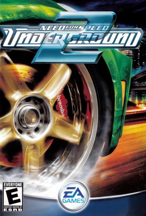 mp3 need for speed underground: