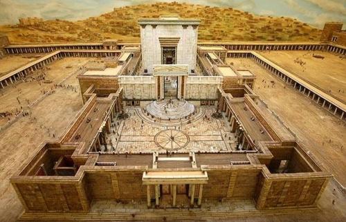 ŚWIĄTYNIA SALOMONA ... najdroższy i najpiękniejszy obiekt w historii świata  ...
